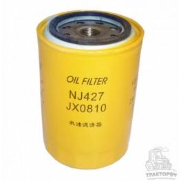 Фильтр масляный JX0810 (NJ427) для DF c двиг. KM385 – резьба ф=18,3мм BKM385T-09300-1