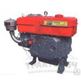 Дизельный двигатель одноцилиндровый S1100