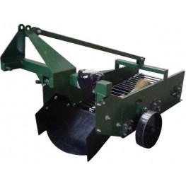 Картофелекопатель однорядный КК-1-540 на минитрактор (Россия)