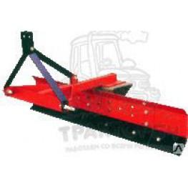 Снегоуборочный грейдер задненавесной 6GB (лопата-выравниватель)