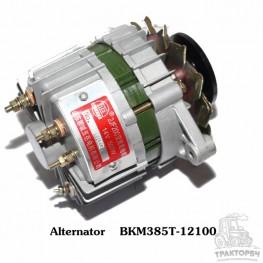 Генератор КМ KM385T-12100