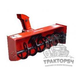 Шнекоротор (снегоуборщик) В5418РТО задненавесной на минитрактор