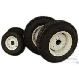 Газонные колеса низкого давления на минитрактор Jinma